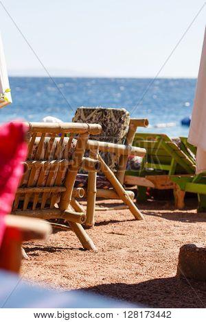beach in Egypt