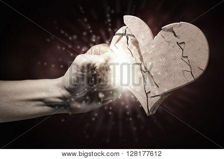 Breaking the heart