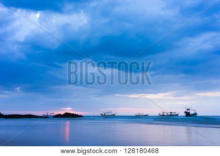 Sunset in Khao Lak Thailand