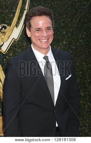 LOS ANGELES - APR 29:  Christian LeBlanc at the 43rd Daytime Emmy Creative Awards at the Westin Bonaventure Hotel  on April 29, 2016 in Los Angeles, CA