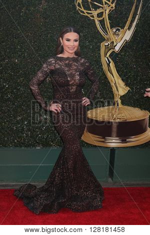 LOS ANGELES - APR 29:  Lilly Melgar at the 43rd Daytime Emmy Creative Awards Arrivals at the Westin Bonaventure Hotel  on April 29, 2016 in Los Angeles, CA