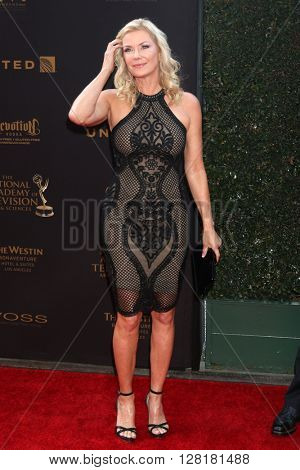 LOS ANGELES - APR 29:  Katherine Kelly Lang at the 43rd Daytime Emmy Creative Awards Arrivals at the Westin Bonaventure Hotel  on April 29, 2016 in Los Angeles, CA