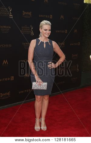 LOS ANGELES - APR 29:  Martha Madison at the 43rd Daytime Emmy Creative Awards at the Westin Bonaventure Hotel  on April 29, 2016 in Los Angeles, CA