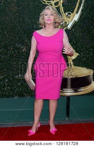 LOS ANGELES - APR 29:  Melody Thomas Scott at the 43rd Daytime Emmy Creative Awards at the Westin Bonaventure Hotel  on April 29, 2016 in Los Angeles, CA