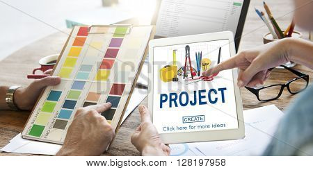 Project Job Operation Predict Management Task Concept
