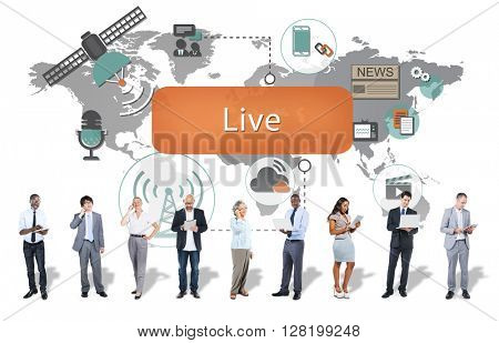 Live Lifestyle Balance Harmony Home Concept