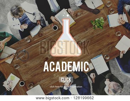 Academic Education Biology Study Learning Online Concept