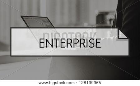 Finance Enterprise Forecast E-commerce Concept