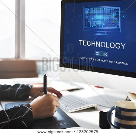 Technology Innovation Science Evolution Solution Concept