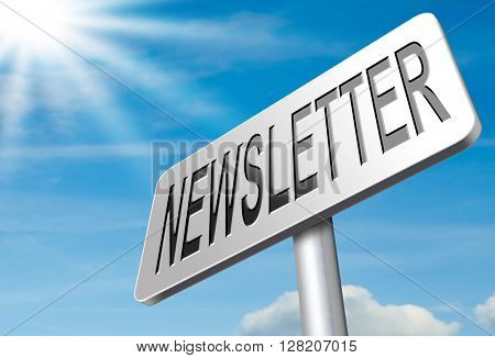 newsletter latest hot breaking news bulletin