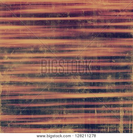 Highly detailed grunge background or scratched vintage texture. With different color patterns: yellow (beige); gray; red (orange); purple (violet); pink