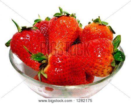 Strawberries In February