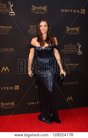 LOS ANGELES - MAY 1:  Jade Harlow at the 43rd Daytime Emmy Awards at the Westin Bonaventure Hotel  on May 1, 2016 in Los Angeles, CA
