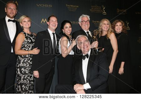 LOS ANGELES - MAY 1:  The Chew at the 43rd Daytime Emmy Awards at the Westin Bonaventure Hotel  on May 1, 2016 in Los Angeles, CA
