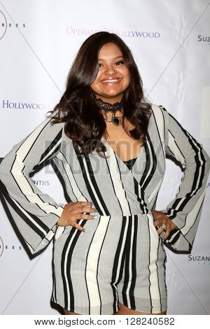 LOS ANGELES - APR 30:  Heaven Lee at the Suzanne DeLaurentiis Productions Gifting Suite at the Dylan Keith Salon on April 30, 2016 in Burbank, CA