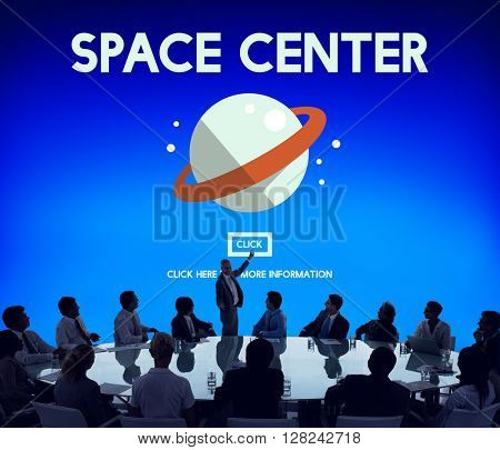 Space Center Meeting Strategy Concept