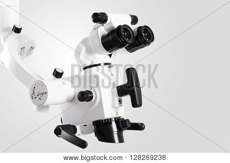 The image of the professional Dental endodontic binocular microscope