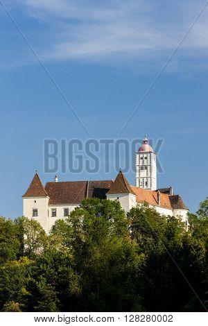 Palace Schallaburg in Schollach, Lower Austria, Austria