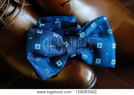 Bowtie And Cuff Links