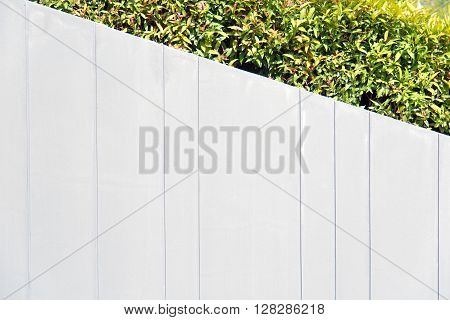 Concrete Wall Paint With Grey Color