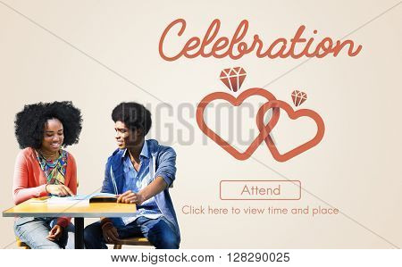Celebration Happiness Event Enjoyment Party Anniversary Concept