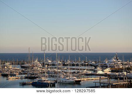 Sailing Boats And Yachts
