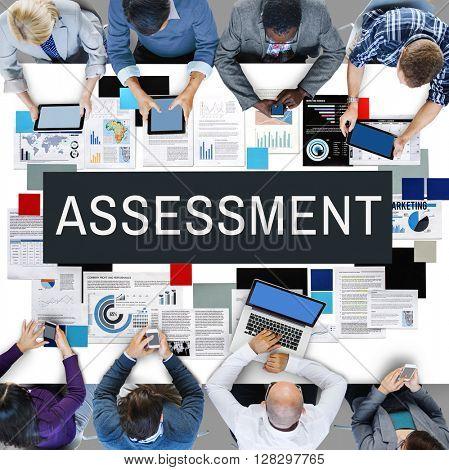 Assessment Report Business Marketing Concept