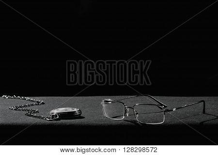 Still-life With Eyeglasses