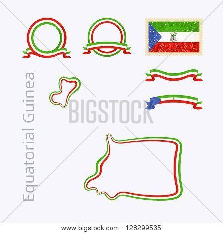 Colors Of Equatorial Guinea