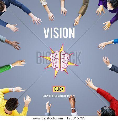 Vision Inspiration Motivation Target Concept