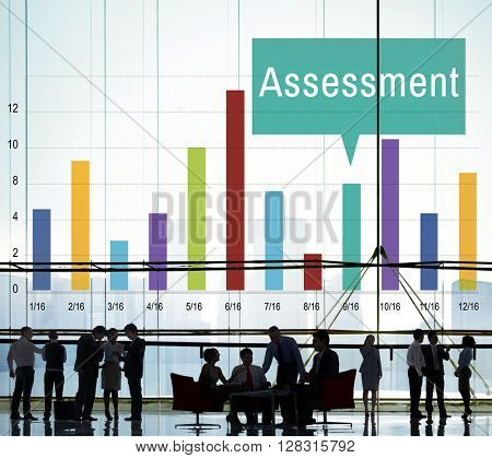 Assessment Check Evaluation Analysis Concept