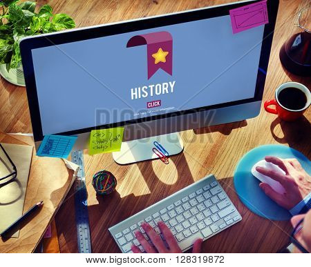 History Literature Antique Ancient Concept