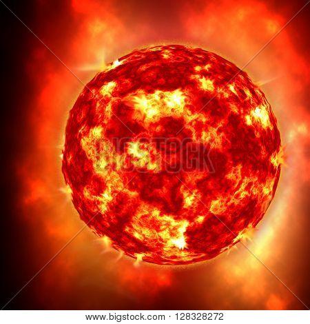 The Sun, Super Nova