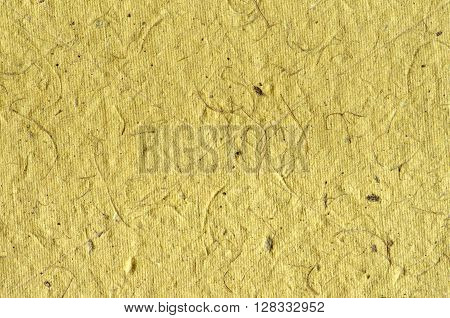 Yellow background - texture of decorative colored paper
