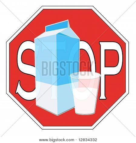 Milk intolerance