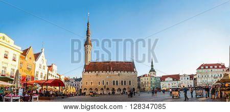 Tallinn Town Hall, Estonia