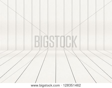 clean white painted wood panels texture background