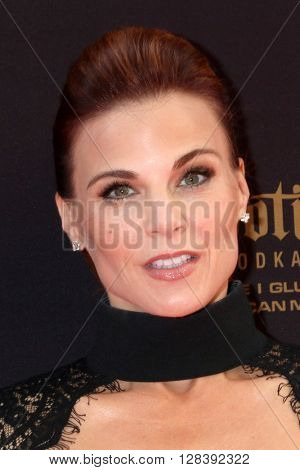 LOS ANGELES - MAY 1:  Gina Tognoni at the 43rd Daytime Emmy Awards at the Westin Bonaventure Hotel  on May 1, 2016 in Los Angeles, CA