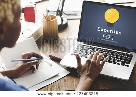 Expertise Excellence Expert Intelligence Knowledge Concept