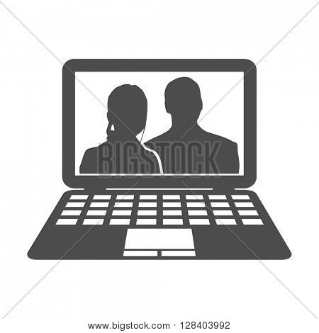 dating vector  love illustration