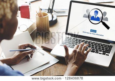 Employment Career Job Occupation Hiring Concept