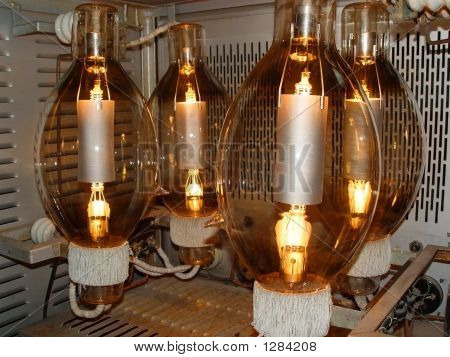 Powerful Electronic Lamps