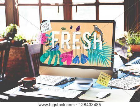 Yolo Free Happy Fresh Motivation Concept