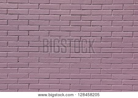 Close up of an old vintage brick wall