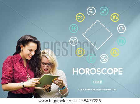 Horoscope Mythology Mystery Belief Astrology Concept