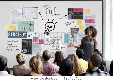 Plan Planning Strategy Bysiness Ideas Concept