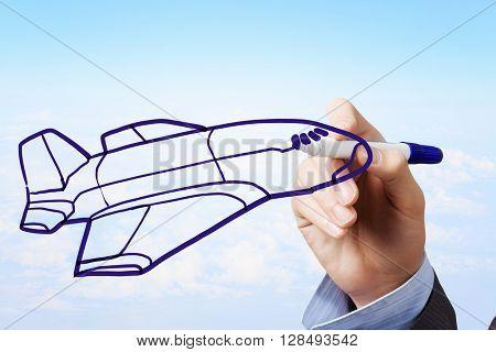 Airplane design model