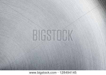 The shiny steel surface. The texture. The background.