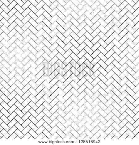 parquet diagonal seamless pattern .Vector illustration. EPS 10.
