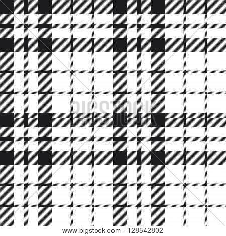 Hibernian fc tartan fabric texture plaid seamless pattern.Vector illustration. EPS 10. No transparency. No gradients.